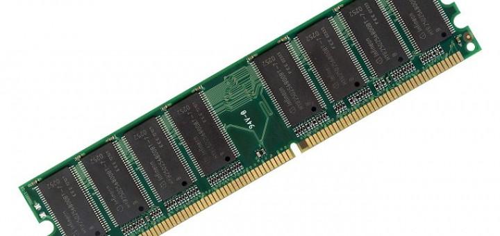 RAM - darbinė kompiuterio atmintis