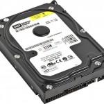 HDD - kietasis diskas (pastovioji atmintis)