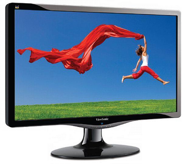 LCD vaizduoklis