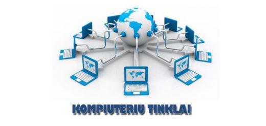 Kompiuterių tinklai